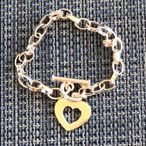 Sterling Silver Bracelet marked 925